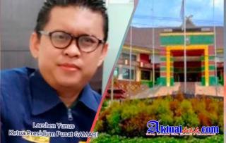 65 Orang Anggota DPRD Riau 2014-2019 Harus Bertanggung Jawab