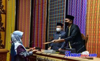 Sidang Paripurna DPRD Bengkalis, Agendakan Laporan Banggar