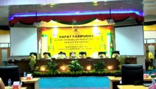 DPRD Kampar Gelar Sidang Paripurna Hari Jadi Ke-71 Kabupaten Kampar