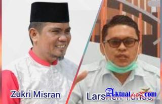 Apakah Bupati Pelalawan, Zukri, Terima Suap APBD Riau 2014?