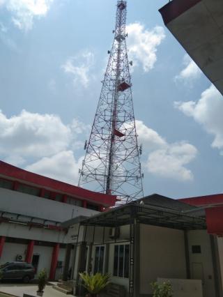 Sejumlah Tower Telkomsel Diduga Ilegal Di Pekanbaru
