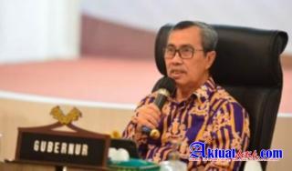 Kebijakan Gubernur Riau di Nilai Tidak Pro Masyarakat, APBD Riau Untuk Siapa ?