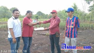 DPD Aliansi Pewarta Pertanian Indonesia (APPI) Serah kan Mandat Ke DPC Kab.Bengkalis