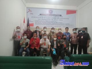 Konfercab pertama PIKI, DPC Kabupaten Pelalawan sukses dilaksanakan