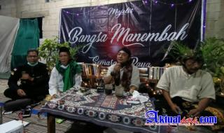 Pondok Pesantren Asabila Kedatangan Guru Besar Manembah Mbah Iwan