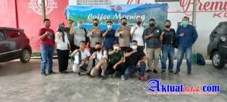 Polda Aceh Gelar Acara Kemitraan Dengan Wartawan
