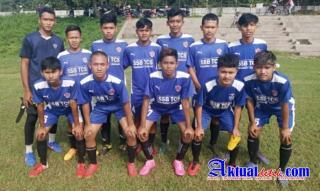 Di Usia Satu Tahun SSB TCS Semarang Persembahkan Tiga Piala Juara