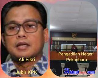 Terdakwa Kasus Alih Fungsi Hutan Riau Bebas Di Pengadilan Negeri Pekanbaru