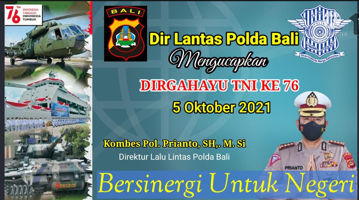 Iklan Dirlantas Bali