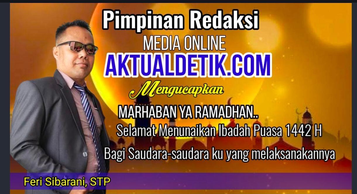 Iklan Ucapan Ramadhan Pimpred Aktual